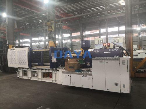 350ton high speed injection molding machine HXH350