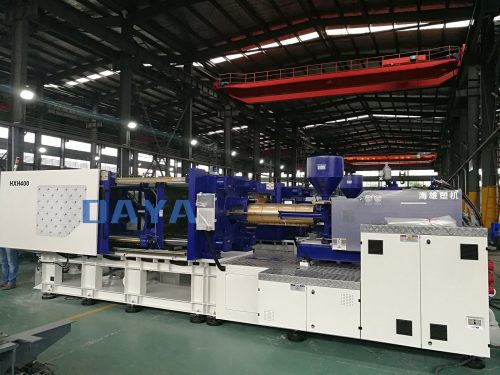 430ton high speed injection molding machine HXH430