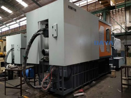 1100ton injection molding machine HXM1100