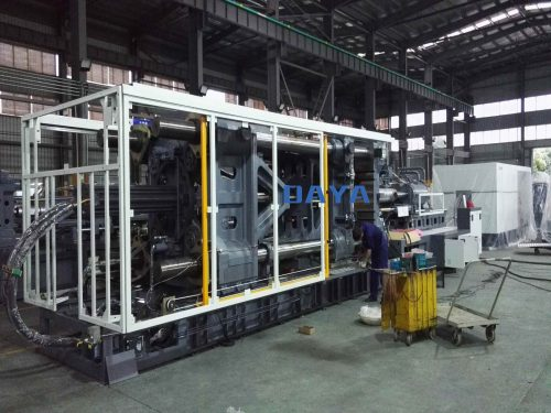 1300ton injection molding machine HXM1300