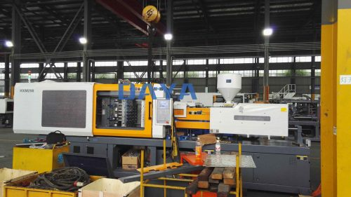 300ton PET injection moulding machine HXM298PET