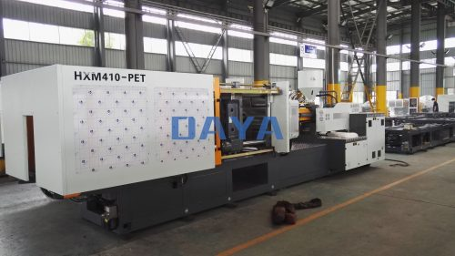 410ton PET injection moulding machine HXM410PET